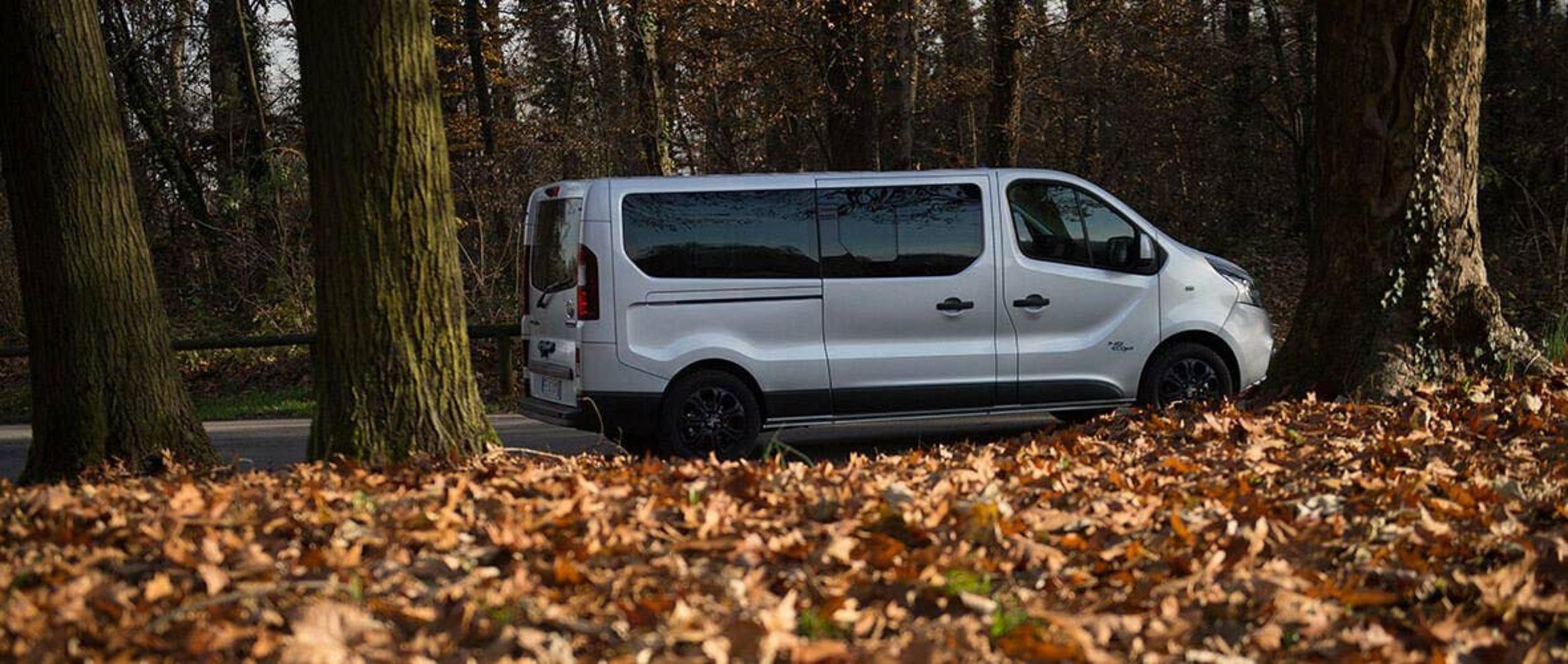 Fiat Talento 9 places rallongé