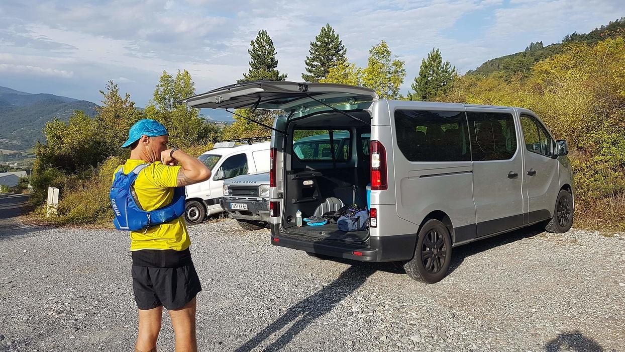 GaëlRunBuz : déplacements pour les trails et ultras avec MyLocMinibus 0